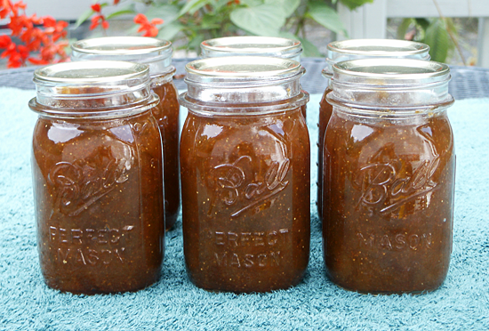 how to make fig preserves with fresh figs