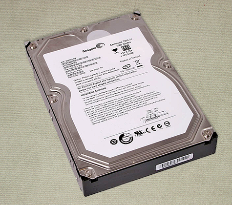 an introduction to how to install a hard drive
